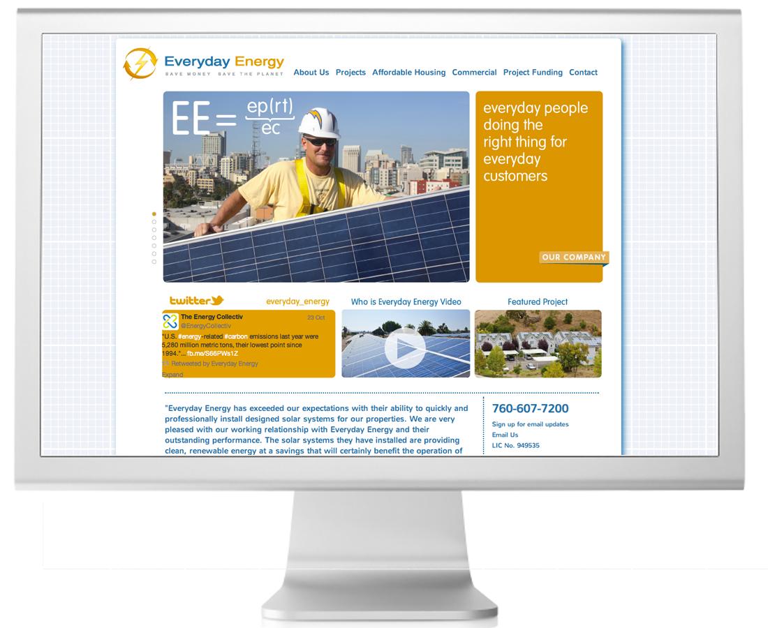 Everyday Energy Website